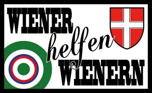 Wiener helfen Wienern
